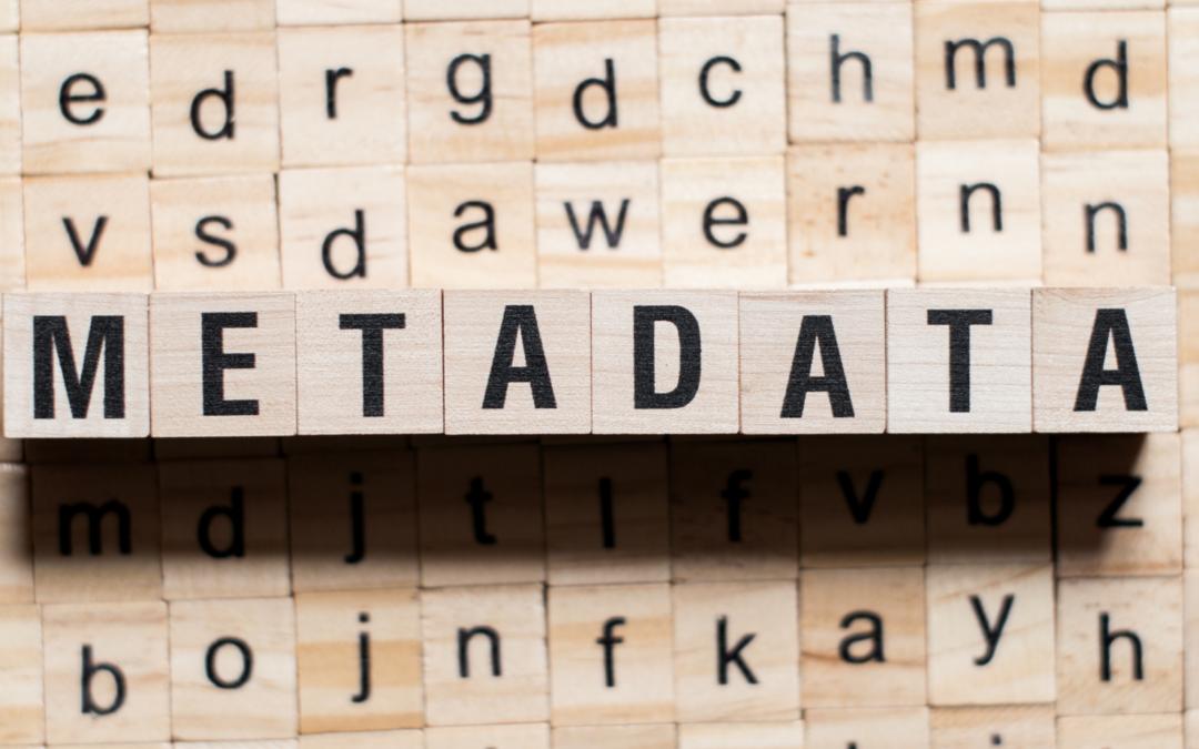 Metadane a SEO copywriting