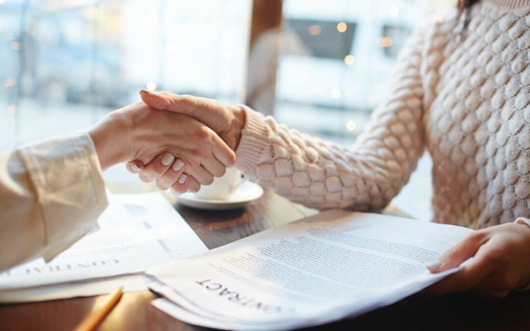 Najpopularniejsza umowa z copywriterem to umowa o współpracy