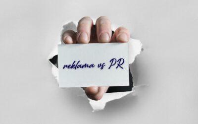 Reklama a PR – czym się od siebie różnią?