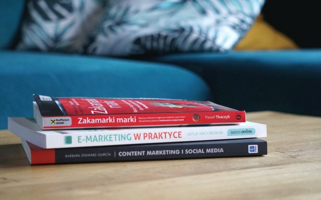książki o marketingu, e-marketig w praktyce
